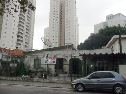 Imagem 1 de 1 de Venda Térrea - Vila Cruzeiro, São Paulo-p - Rr1591