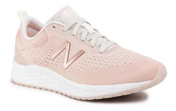 Zapatillas New Balance Running Mujer Warisc Rosa Clic