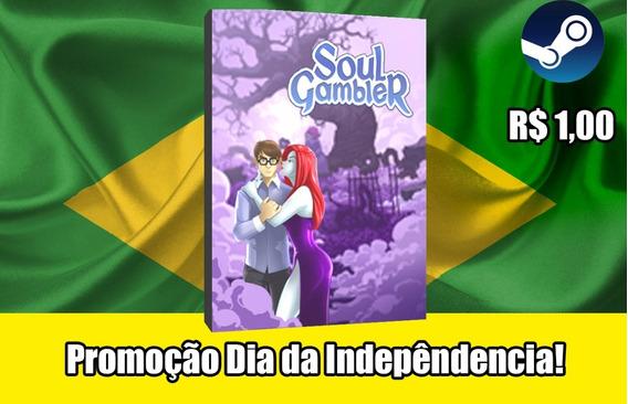 Soul Gambler Pc - Steam Key