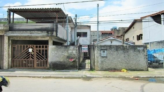 Casa Na Vila Gustavo Correia, 2 Cômodos Sem Garagem - 968