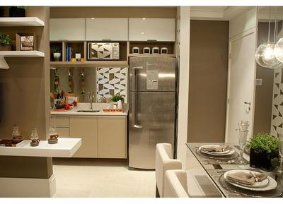 Apartamento Pronto Para Morar 55 Metros 2 Dormitórios Suiíte 1 Vaga No Melhor De Osasco!!! - Ap5656