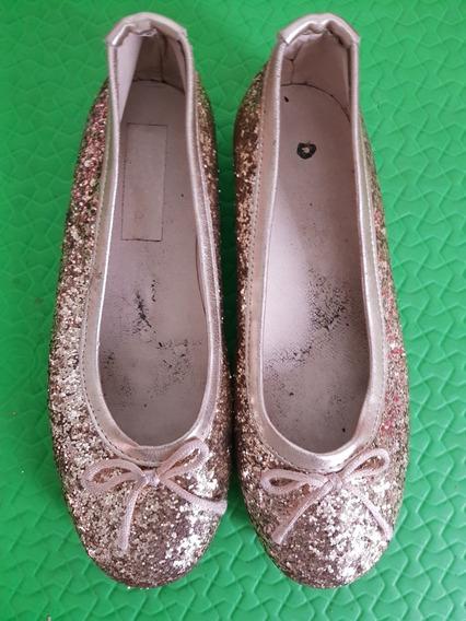 Chatitas Zapatos Glitter Fiesta