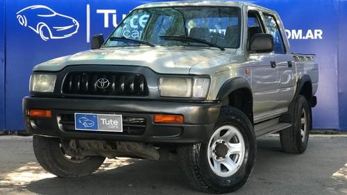 Imagen 1 de 11 de Toyota Hilux 4x2 Dx 3.0 D Año 2004 Color Gris - Tute Cars W