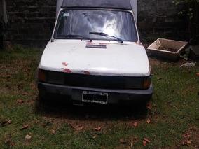 Fiat Fiorino 1992, 1,4 Gnc Titular ,con Rpa