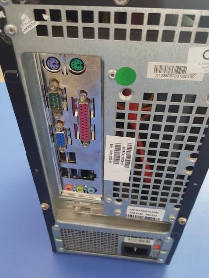 Cpu Computador Oro Atom/2gb/160
