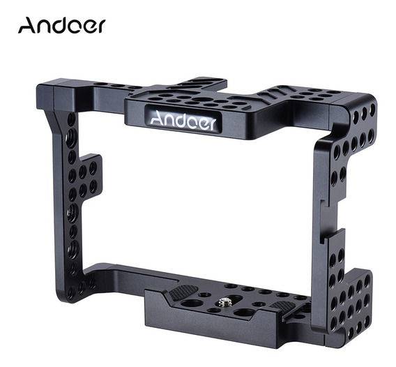 Andoer Aluminum Alloy Camera Cage For Sony A7ii A7rii A7sii