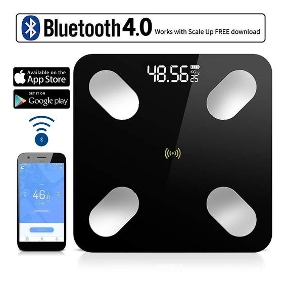 Báscula Digital Inteligente Con Bluetooth 4.0 Android/ios