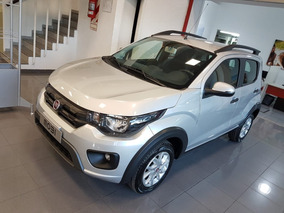 Fiat Mobi $60000 Tasa 0% Cuotas $2800 Toma/usados 1133478545