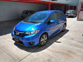 Honda Fit 1.5 Hit At Cvt 2017