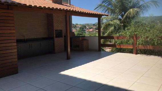Casa Em Pendotiba, Niterói/rj De 280m² 4 Quartos À Venda Por R$ 990.000,00 - Ca216042