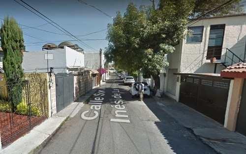 Casa En Tlal., Viveros De La Loma, Calle Sor J. I De La Cruz