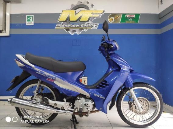Suzuki Best 125 2007 Traspaso Incluido!!