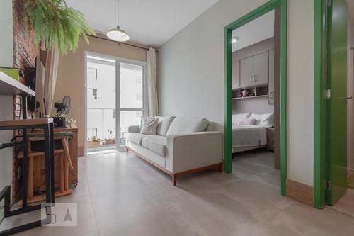 Apartamento À Venda - Aclimação, 1 Quarto,  36 - S893002494