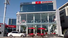 Honda Africa Twin Crf1000l Automatica - Motopier
