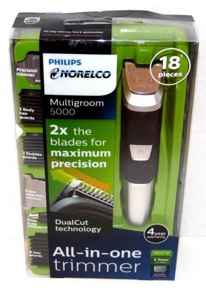 Philips Norelco Aparador De Pelos - Serie 5000