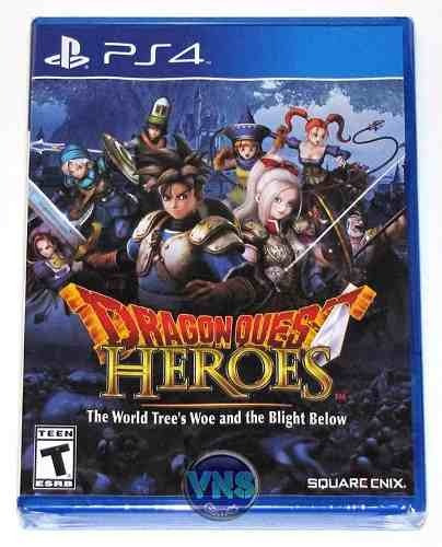 Dragon Quest Heroes The World Tree