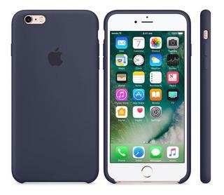 Kit 3 Capas iPhone 6, 6s Original Silicone