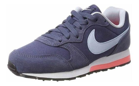 Tênis Nike Infantil Md Runner 2 Gs 807319-405