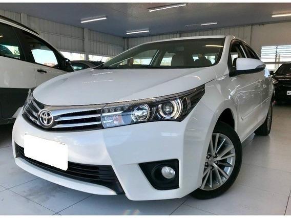 Toyota Corolla 2.0 Altis Branco 16v Flex 4p