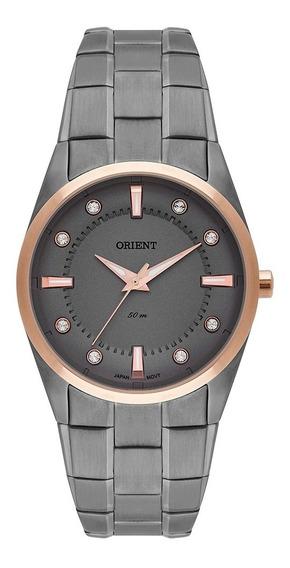 Relógio Orient Ftss0051 + Garantia De 1 Ano + Nf