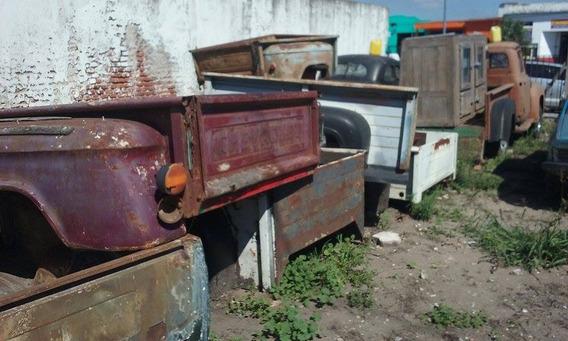 Cajas Angostas Chevrolet Y Algunas De Ford