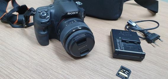 Câmera Sony A58