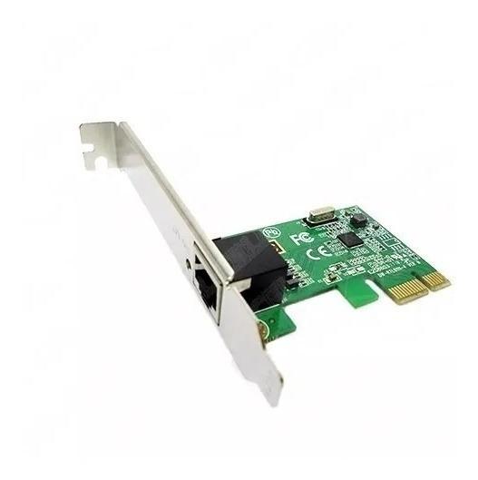Placa Rede Pci Express Knup T90 8111e-s Gigabit 10/100/1000