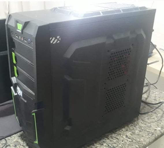 Pc Gamer I5 7400 + Gtx 1050 Ti 4gb