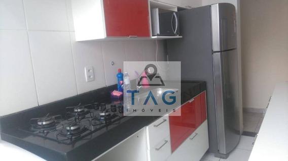 Apartamento Residencial À Venda, Jardim Nova Europa, Campinas. - Ap0089