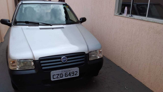 Fiat Uno 2006 Way 4 Portas
