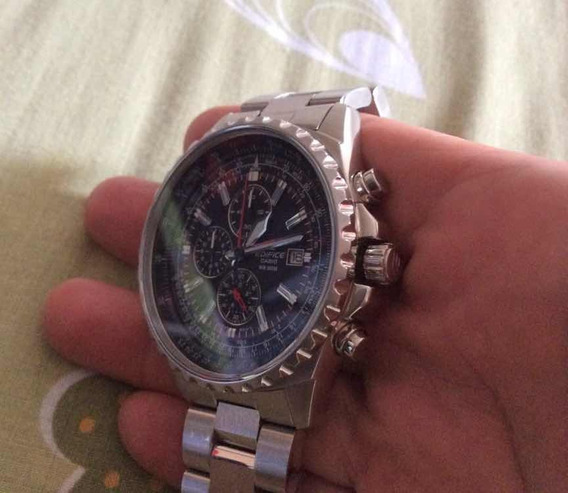 Casio Edifice Aviator Ef527