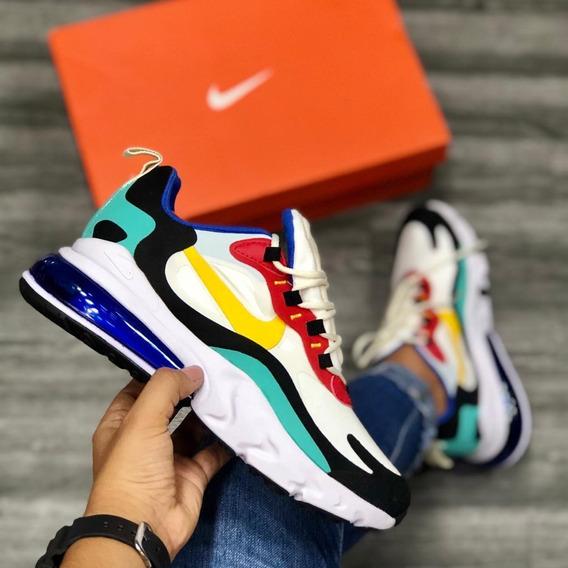 Zapatos Nike React Air 270 Para Hombre