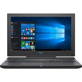 Notebook Dell Gamer G7 I7 16gb 128ssd+2tb 1060 6gb 15.6 Fhd
