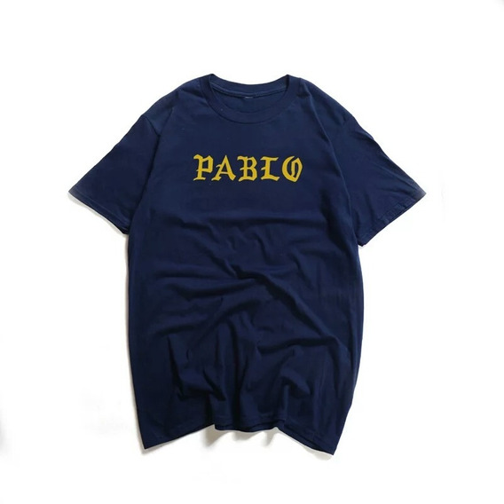 Playera Caballero Streetwear Pablo