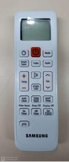 Control Remoto Aire Acondicionado Samsung
