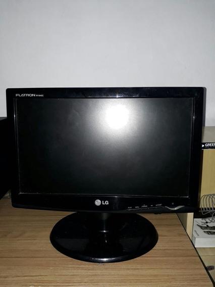 Monitor Ldc Lg Flatron 15,6 Polegadas Vga E Hd Samsung 500gb