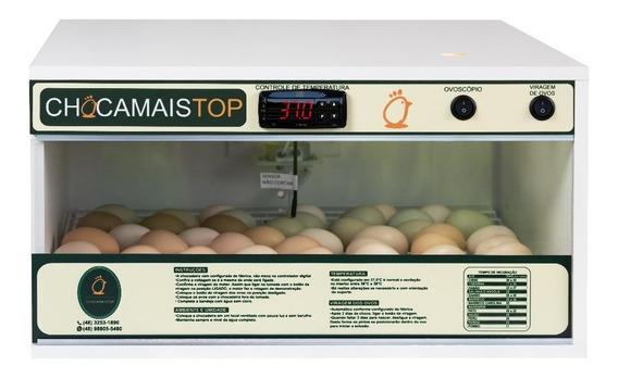 Chocadeira Elétrica 72 Ovos + Ovoscópio