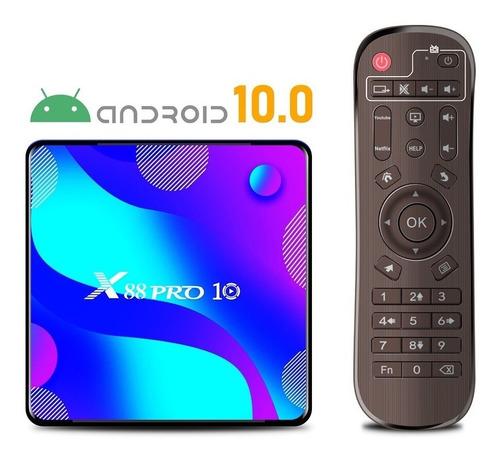 Super Tv Box A5x Max 4gb 32gb Smart Tv 4k Android 9 Bluetoot