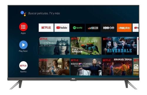Imagen 1 de 4 de Smart Tv 40 Pulgadas Full Hd And40y Rca Android Tv Nuevo