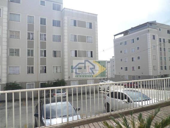 Apartamento Com 2 Dormitórios À Venda, 48 M² Por R$ 193.000,00 - Jardim São Luís - Suzano/sp - Ap0117