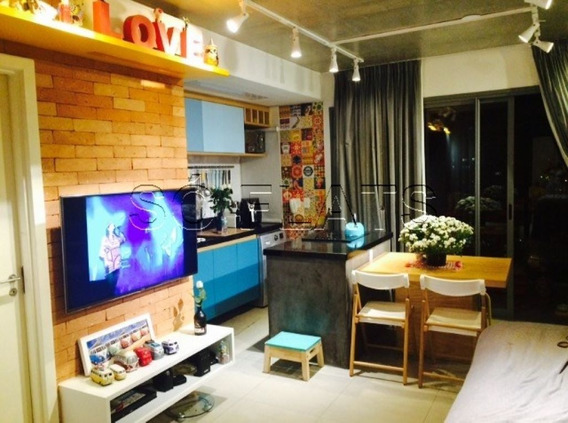 Apartamento Na Vila Olímpia 01 Dorm 35m² - Sf26516