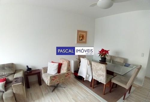 Imagem 1 de 15 de Apartamento 02 Dormitorios 1 Vaga Campo Belo - V-13788