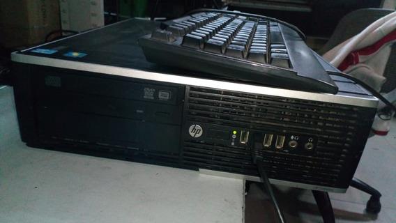 Cpu Hp Compaq Elite 8300 Sff I5-3470 8gb Ram Ddr3 250gb Hd