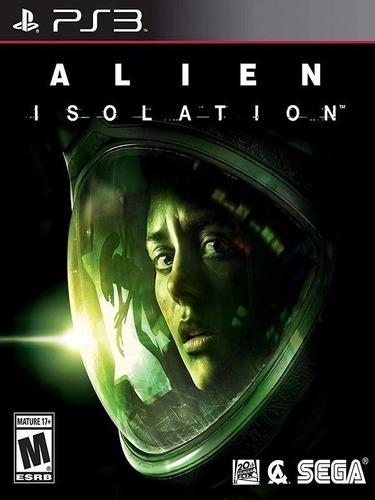 Alien Isolation Ps3 Tenelo Ya!!