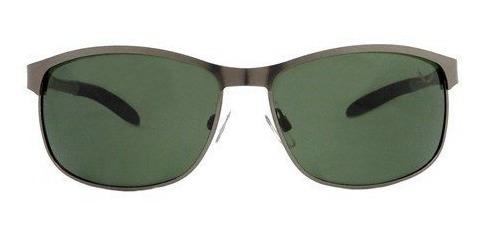 Óculos Italiano Polarizado Alumínio Chumbo Siracusa