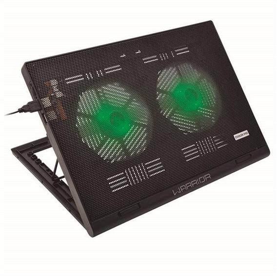 Suporte Para Notebook Com Cooler Multilaser Com Led - Ac267