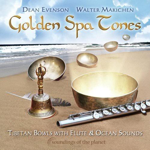 Dean Evenson Golden Spa Tones: Tibetan Bowls Cd Imp