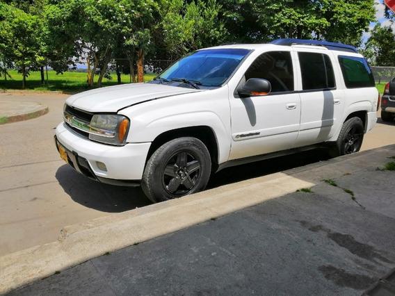 Camioneta Chevrolet Trailblazer Ext 7 Puestos Motor 5.3 V8