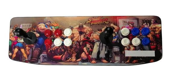 Mini Consola Maquinita Arcade 2 Jugadores 32gb