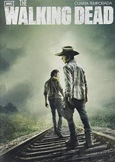 The Walking Dead 4a Temporada Dvd Sellado